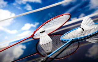 6 Places to Play Squash and Badminton in Pattaya
