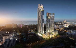 Amazing High-Rise Condos in Central Pattaya