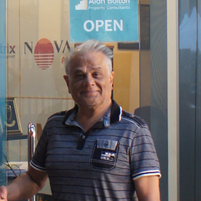 Testimonial Happy Customer