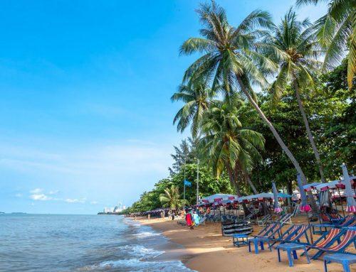 Beaches in and Around Pattaya