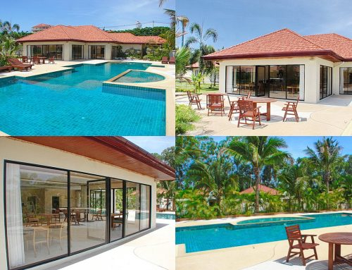 Fantastic Pool Villas in Pattaya