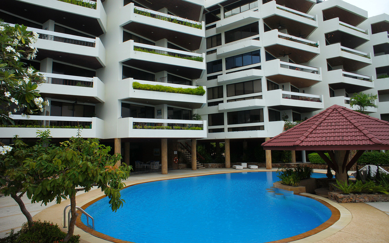 Top 6 Older Condos in Wongamat