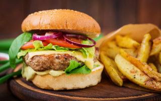 Top 6 Burger Bars in Pattaya