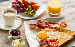 Top 7 Places For English Breakfast