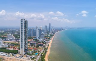 Top 7 High-Rise in Jomtien