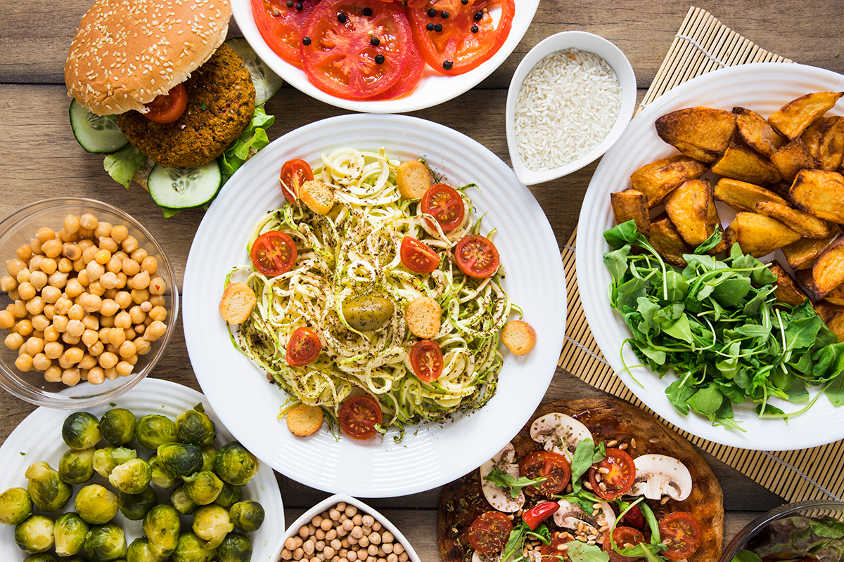 Vegetarian and Vegan Restaurants in Pattaya