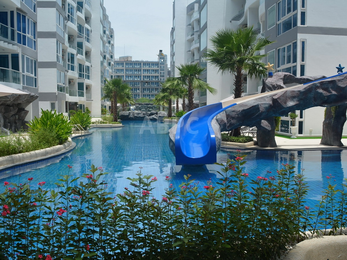 2 Bed 2 Bath in Central Pattaya CR6366