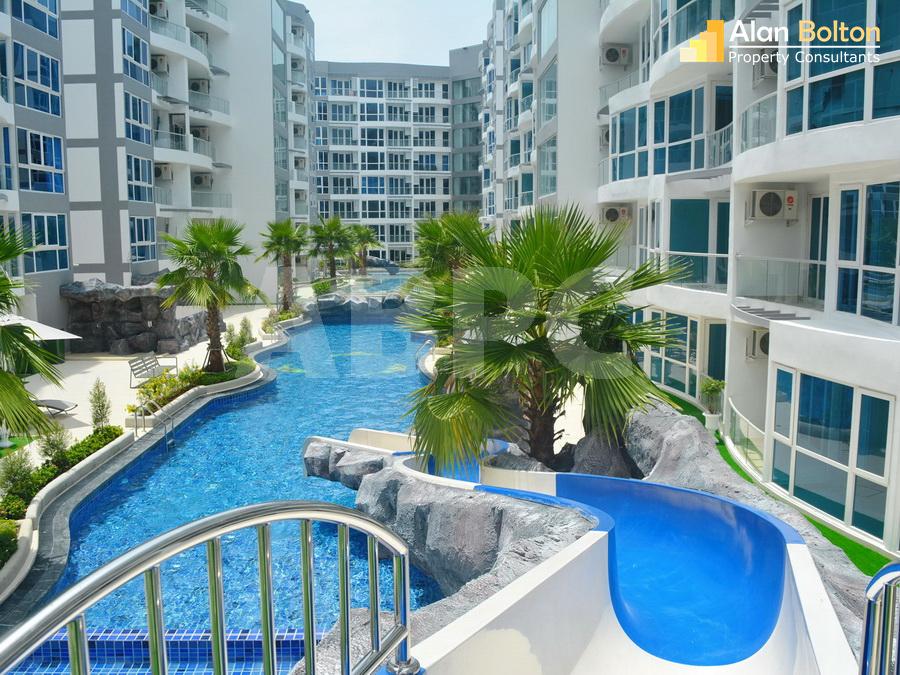 2 Bed 2 Bath in Central Pattaya CR6385